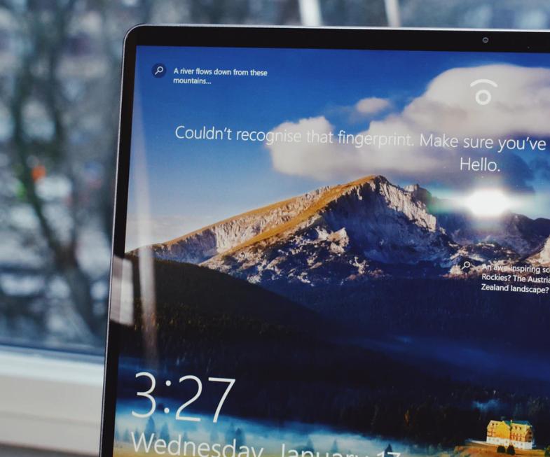 Windows 10 pilt