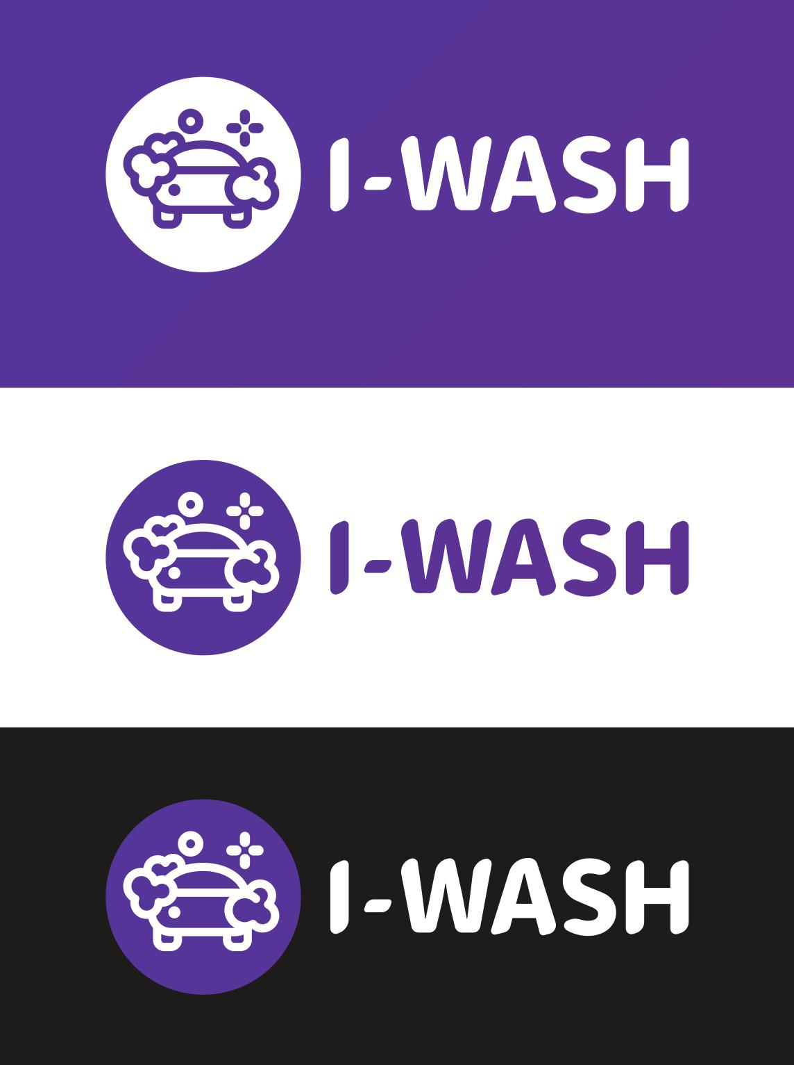 Iwash logo